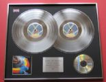 Electric Light Orchestra ELO - Out Of The Blue PLATINUM DOUBLE LP & CD